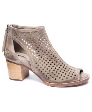 Women's Tessa Peep-toe Bootie Women's Shoes