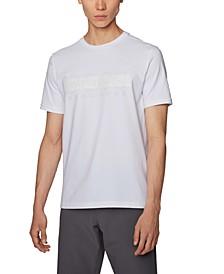 BOSS Men's White T-Shirt