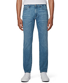 BOSS Men's Maine Turquoise Jeans