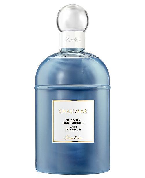 Guerlain Shalimar Perfumed Shower Gel, 6.7-oz. & Reviews ...