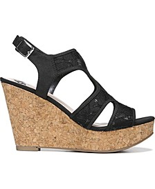 Women's Kenzie Slingbacks Wedge Sandal
