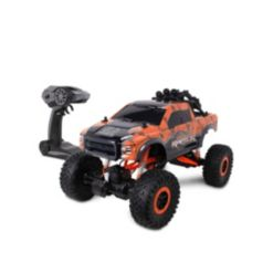 Nkok Realtree 1-10 Scale Rtr Rc 4X4 Xtreme Ford F-150 Raptor with Camera Mount