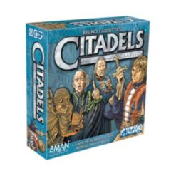 Asmodee Editions Citadels Classic Strategy Board Game