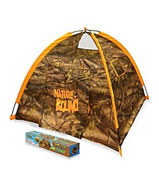 Nature Bound Kids Large 2 Person Camouflage Playhouse Tent