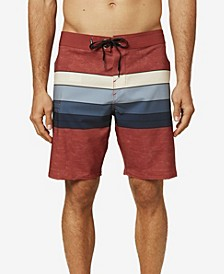 Men's Hyper Freak Heist Line Boardshort