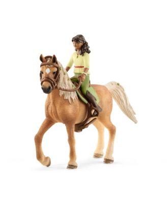 Schleich, Horse Club, Sarah Mystery Toy Figurine Playset