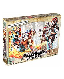 Millennium Blades Boxed Fighting Board Game