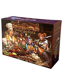 Red Dragon Inn- Smorgasbox Board Game - An Expansion Wish Something For Everyone