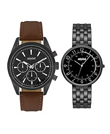 Kenneth Cole Classic Watch Set, 44MM