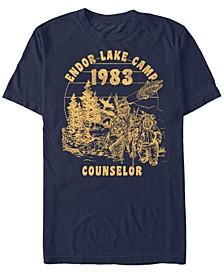 Men's Star Wars Endor Camper Short Sleeve T-shirt