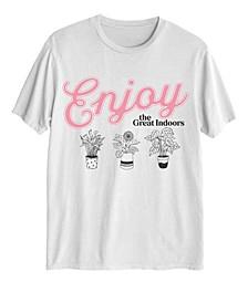 Women's Enjoy The Great Indoors T-shirt