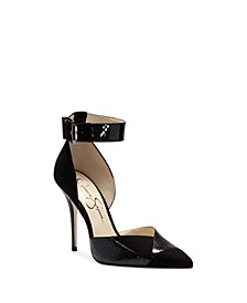 Women's Wrina Pumps