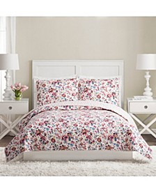 Indiana Rose King Quilt