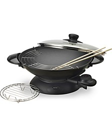 AEW-306 5 Quart Electric Wok
