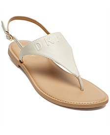 Solar Thong Sandals