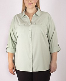 Women's Plus Size Blouse