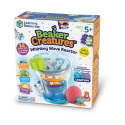 Learning Resources Beaker Creatures - Whirling Wave Reactor