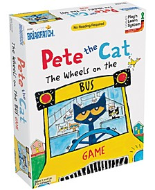 Pete the Cat - The Wheels on the Bus Game