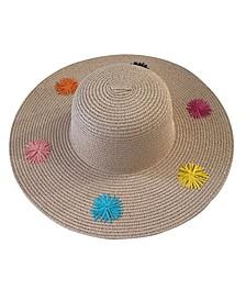 Sunburst Floppy Hat