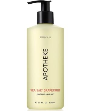 Sea Salt Grapefruit Liquid Soap