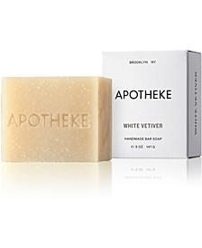 White Vetiver Bar Soap, 5-oz.