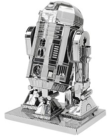 Metal Earth 3D Metal Model Kit - Star Wars- R2D2