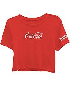 Juniors' Coca-Cola T-Shirt