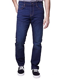 Men's Slim-Fit Stretch Jeans