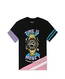Men's Time is Money Tee
