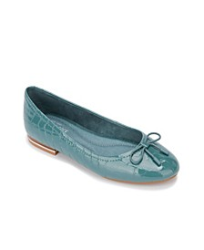 Women's Balance Ballet Flat with Bow