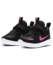 Toddler Girls Flex Contact 4 Stay-Put Closure Running Shoes from Finish Line
