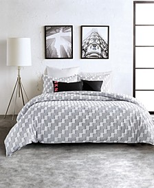 Step Up Full/Queen Comforter Mini Set