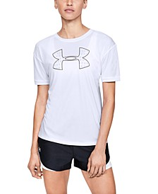 Women's UA Tech Logo T-Shirt