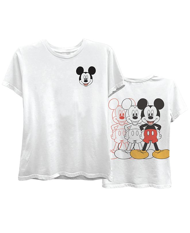 Disney Juniors' Mickey Boyfriend T-Shirt