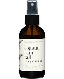 Coastal Rainfall Linen Spray, 4-oz.