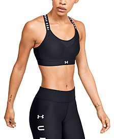 Women's Infinity Cross-Back High-Impact Sports Bra
