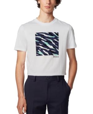 Boss Men's Tiburt 199 Crewneck T-Shirt