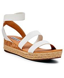 Little Girls Wedge Sandal