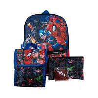 Deals on 5-Piece Bioworld Backpack Sets on Sale