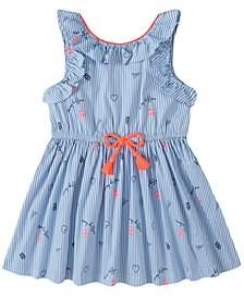 Baby Girls Ruffled Dress