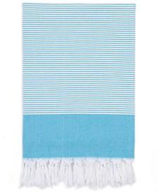 Textiles Elegant Thin Stripe Pestemal Beach Towel