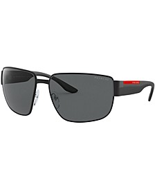 Polarized Sunglasses, 0PS 56VS