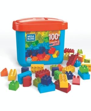 Mattel Mbbb - Mega Bloks Mini Bulk Tub-Small