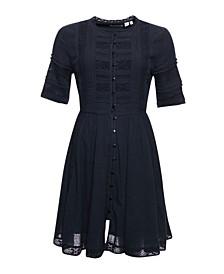 Ellison Textured Lace Dress
