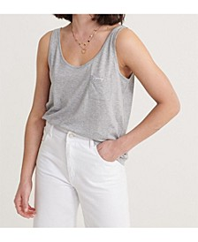 Organic Cotton Essential Tank Top
