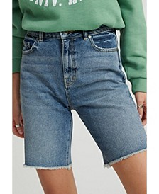 Women's Bermuda Boy Shorts