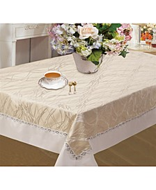 Riviera Embroidered Tablecloths