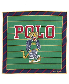 Men's Tiger Mascot Bandana
