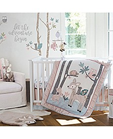 Baby Everly Crib Bedding Set of 5