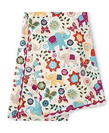Baby Zahara Crib Blanket